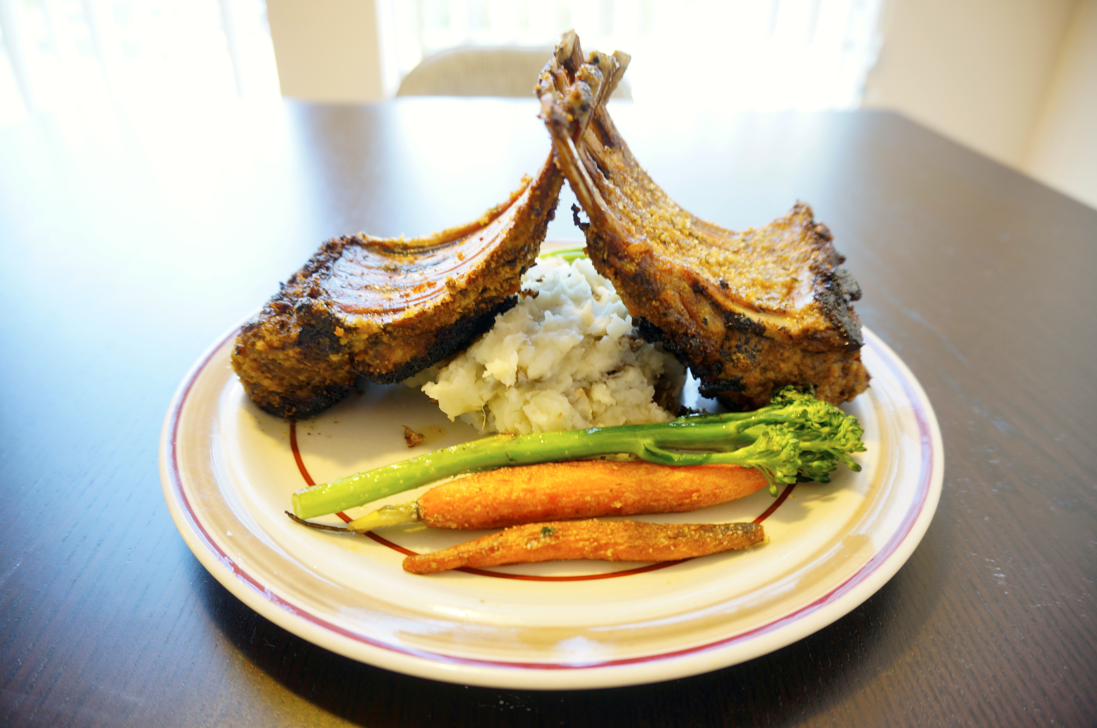 rack of lamb cooking instructions