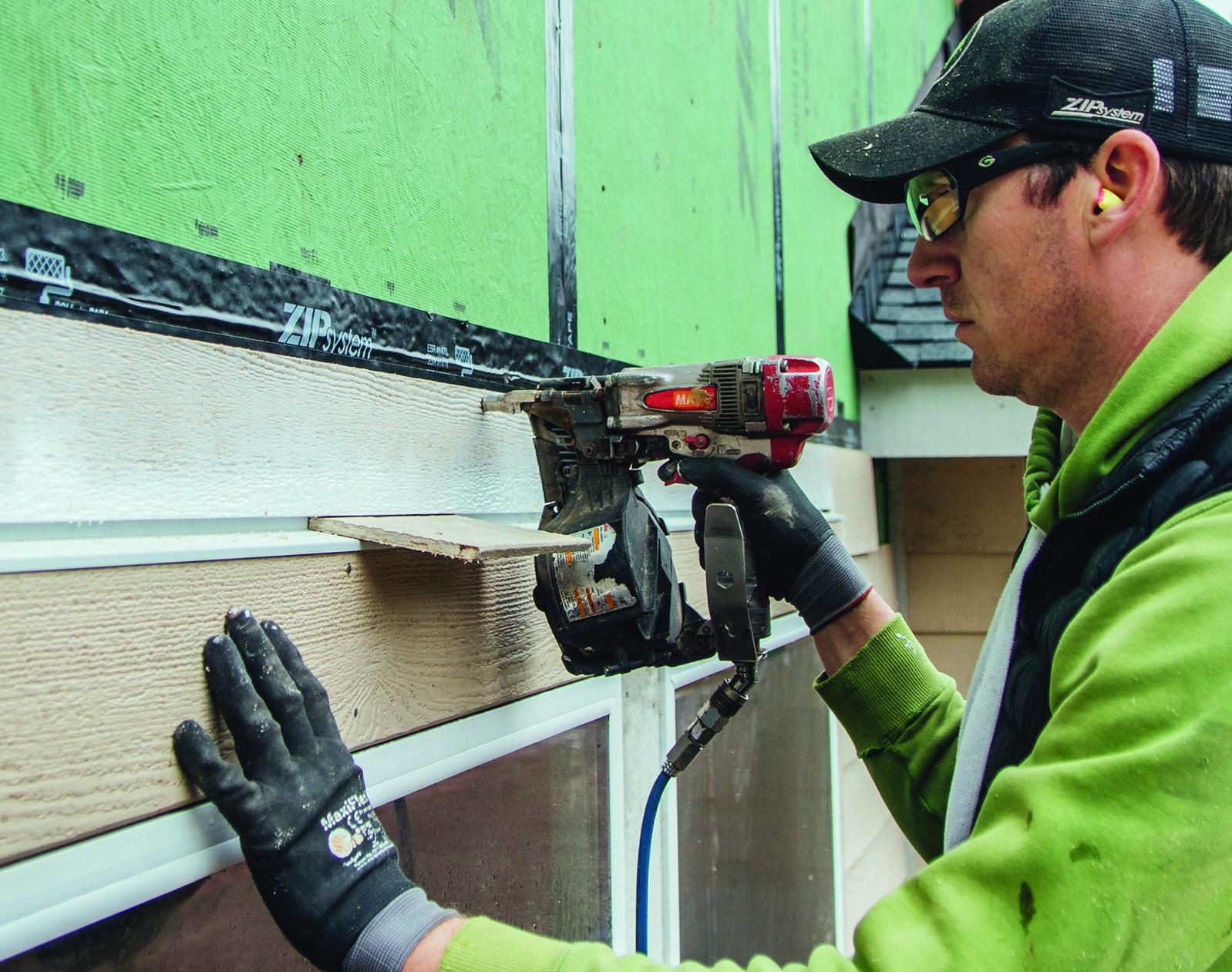 fiber cement siding installation instructions