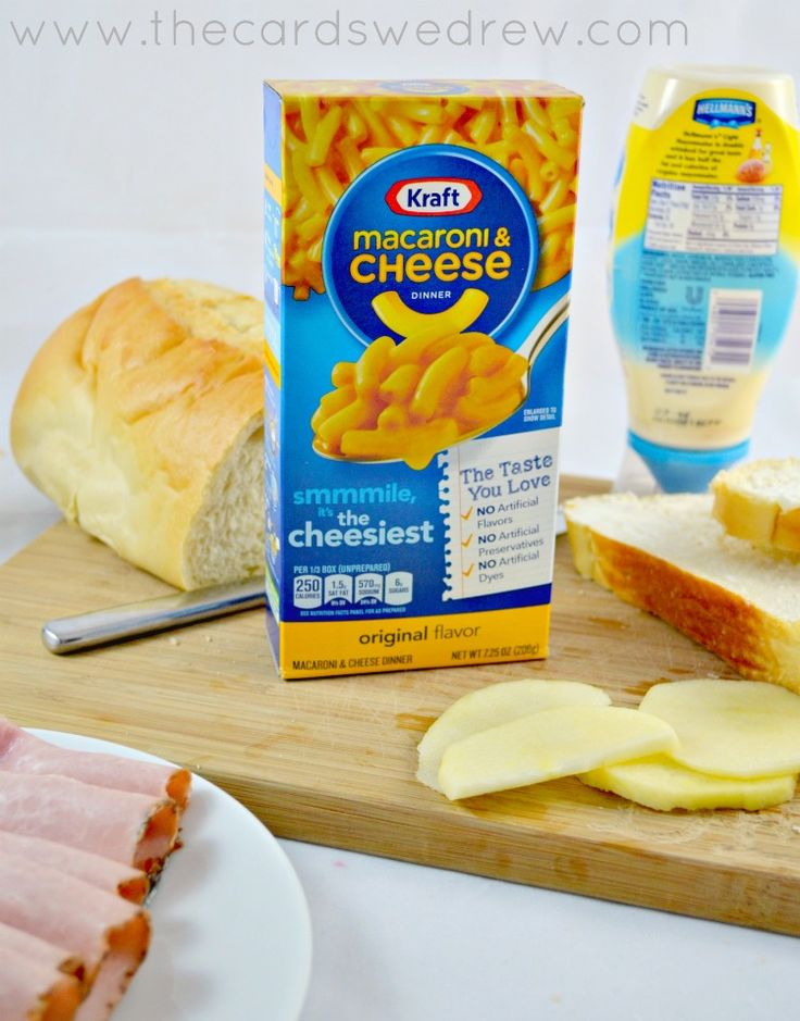 kraft macaroni and cheese instructions