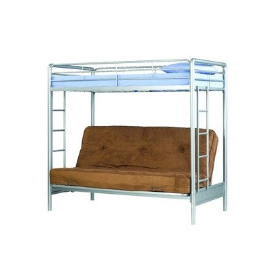 dorel twin over full metal bunk bed assembly instructions