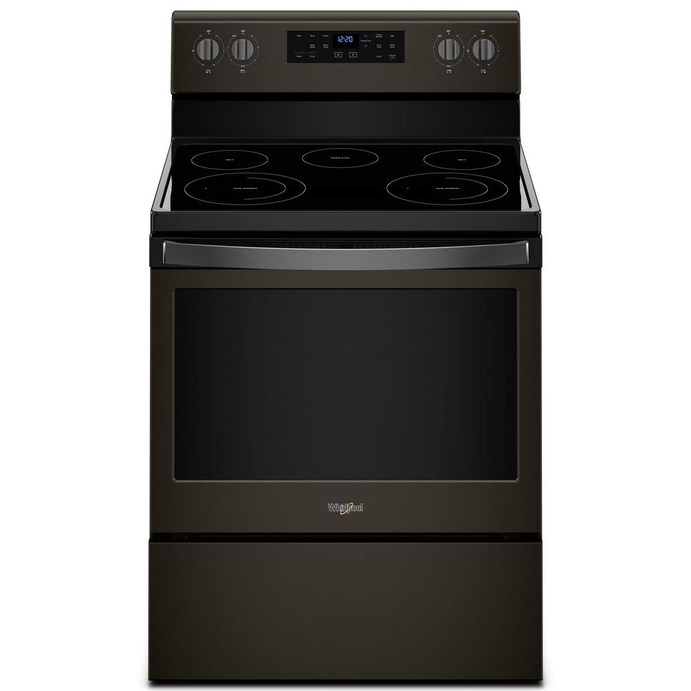 whirlpool self cleaning electric oven instructions
