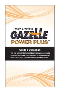 gazelle fitness computer instructions