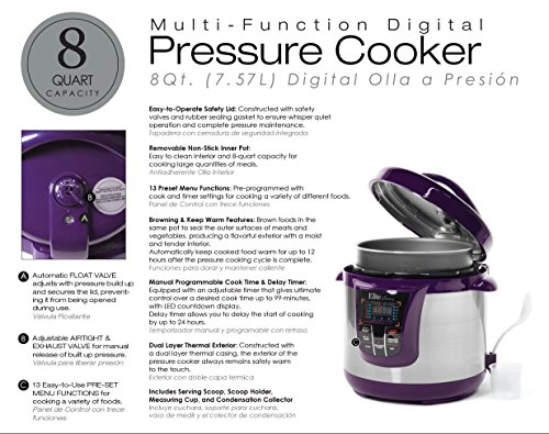 nuwave pressure cooker instructions