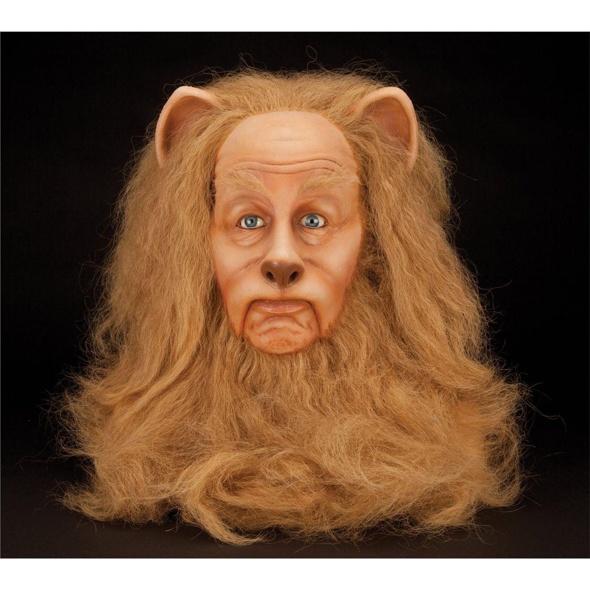 cowardly lion makeup instructions