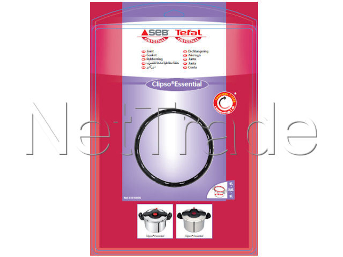 tefal clipso pressure cooker instructions