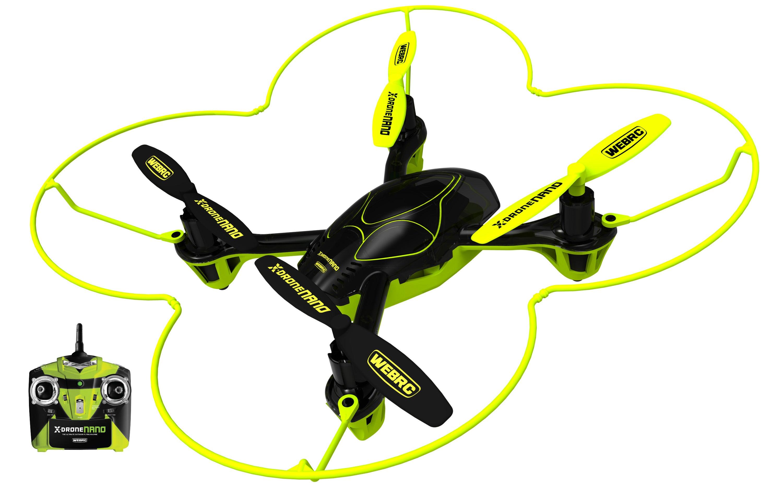 x drone nano instructions
