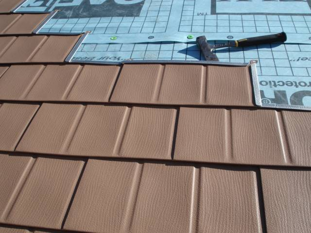 tin roof installation instructions