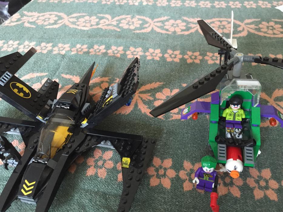 lego batman joker helicopter instructions