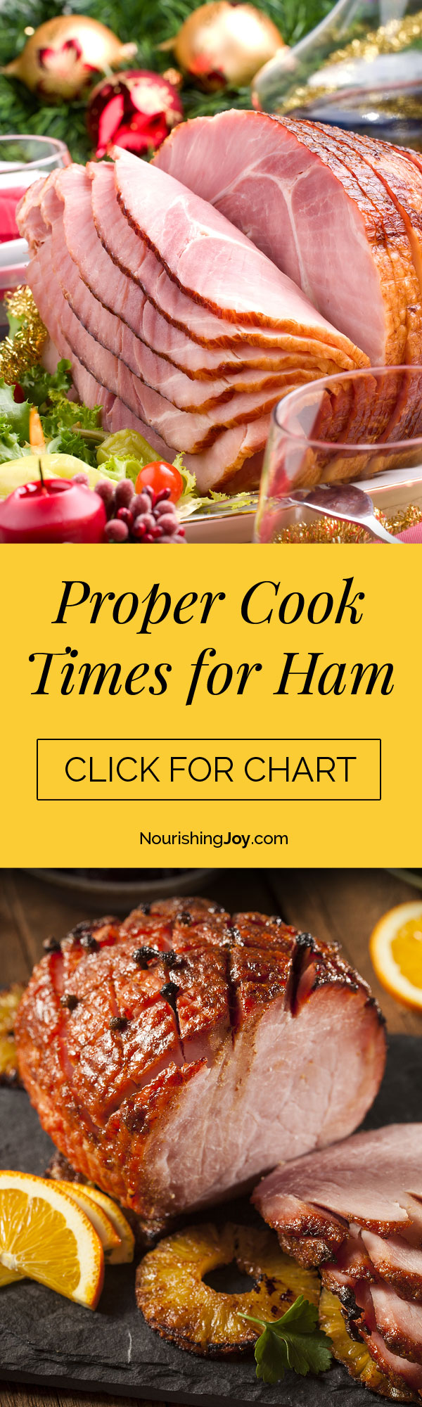 pc spiral ham cooking instructions