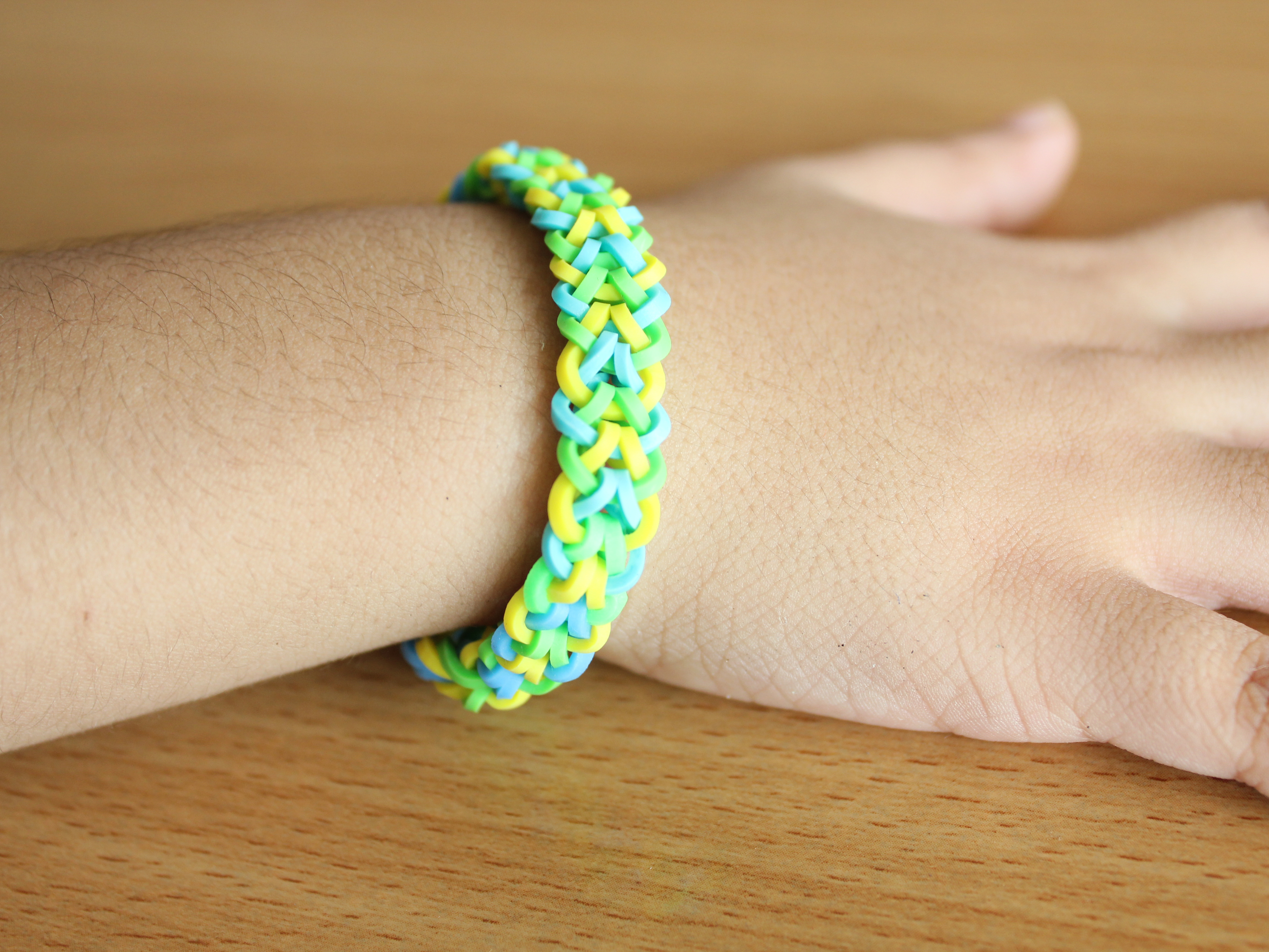 loom bands patterns instructions