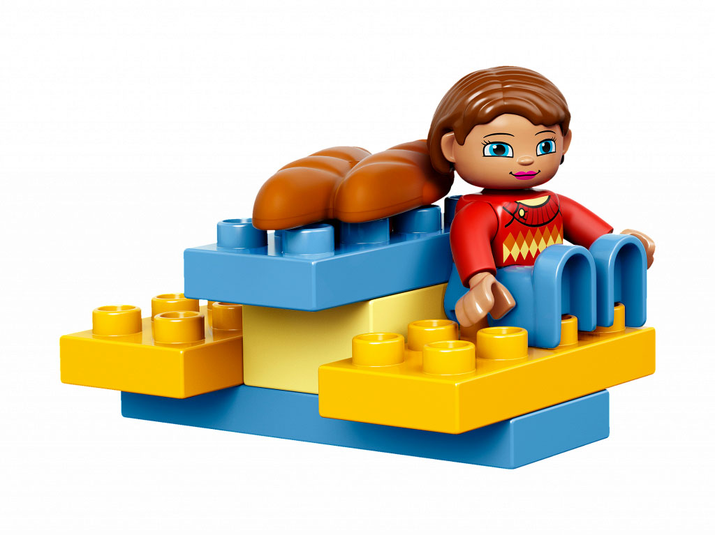 duplo camping adventure instructions