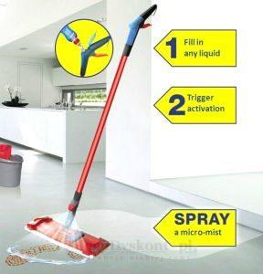 vileda steam mop instructions
