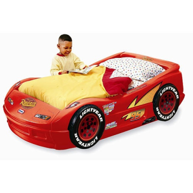 little tikes lightning mcqueen toddler bed instructions