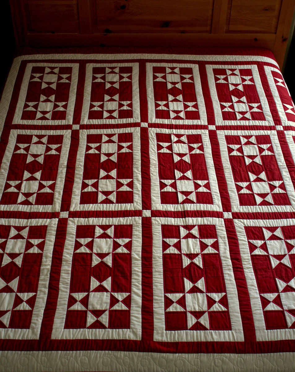 twin sister quilt block instructions