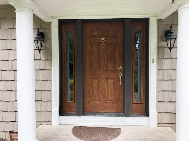 pella door repair instructions