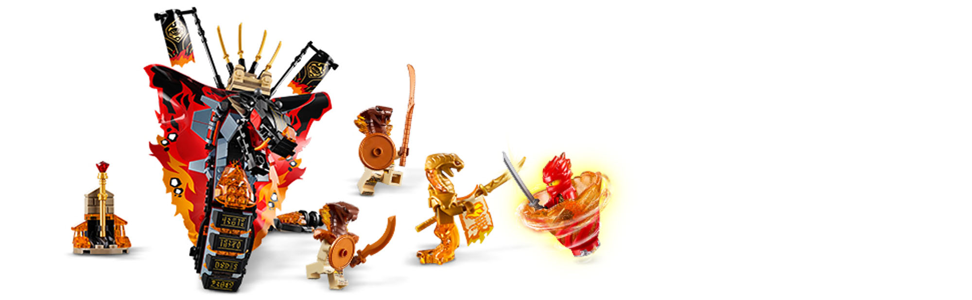lego ninjago masters of spinjitzu instructions