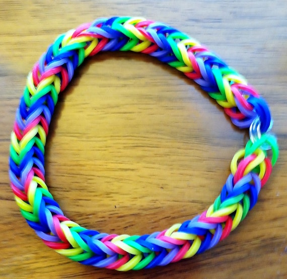 fun loom instructions step by step