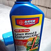 bayer lawn weed and crabgrass killer instructions