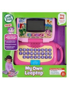 leapfrog my first computer instructions