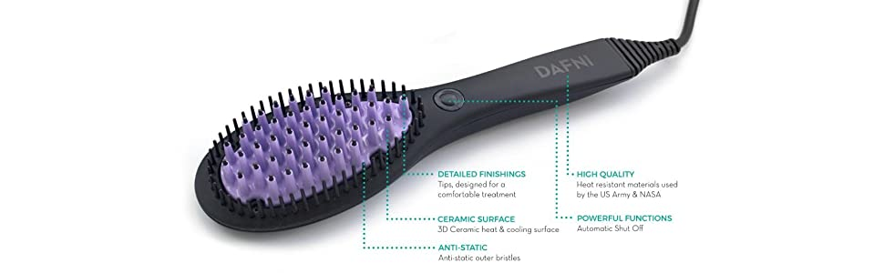 simply straight brush instructions