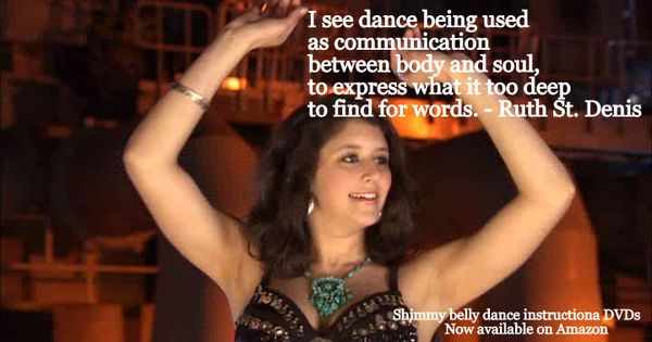 belly dancing instructional videos
