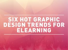 new trends in instructional design