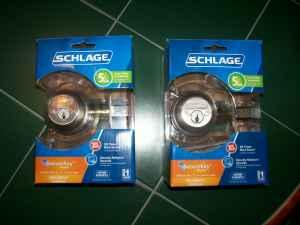 schlage smart key rekey instructions
