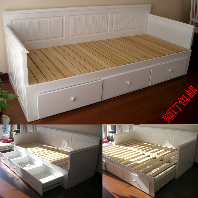 ikea pull out bed instructions