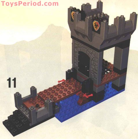 lego duplo castle building instructions