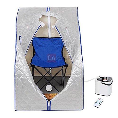 portable steam sauna instructions