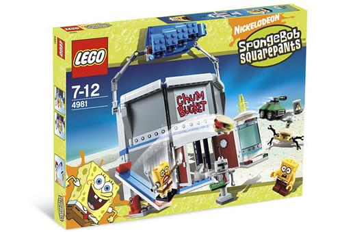 lego krusty krab 3825 instructions