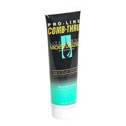 pro line comb thru texturizer instruction sheet