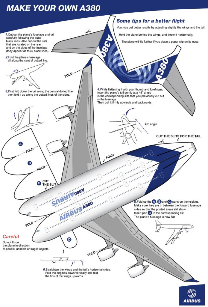 takuo toda paper airplane instructions