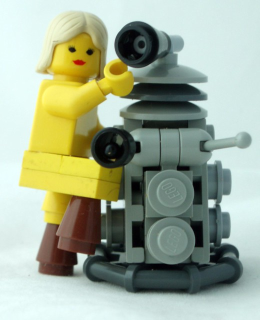 how to build a dalek instructions