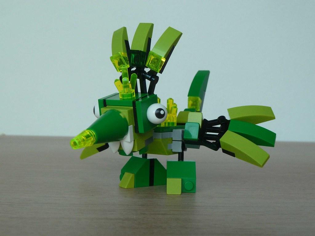 lego mixels max instructions