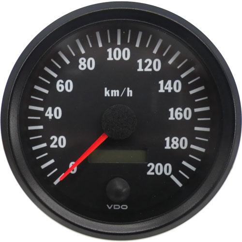 vdo gps speed sender instructions