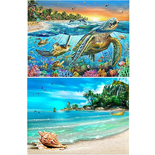 5d diamond painting instructions