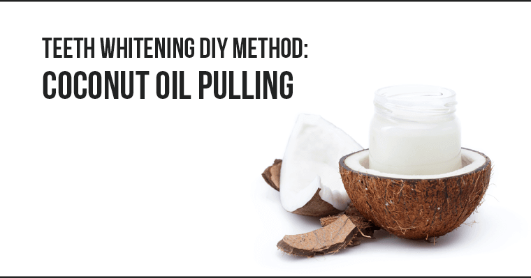 coconut oil pulling instructions