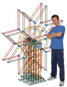 k nex big ball factory instructions