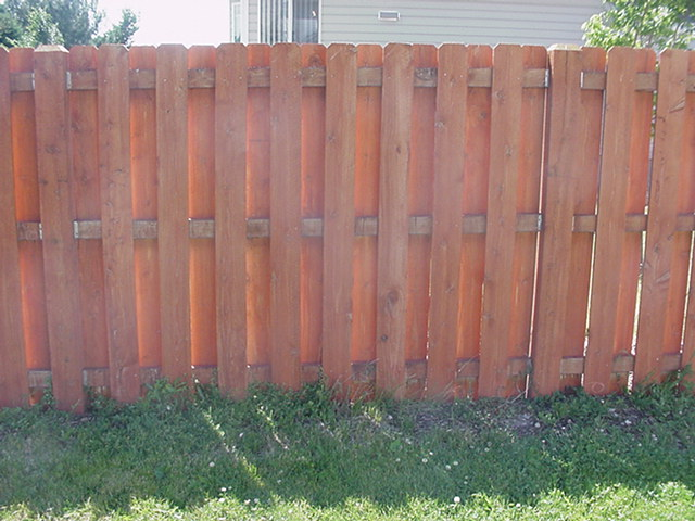 privacy fence installation instructions