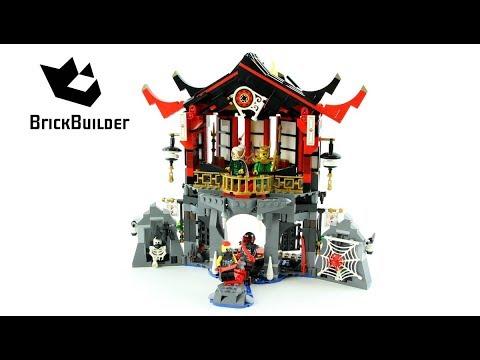 lego ninjago temple of resurrection instructions