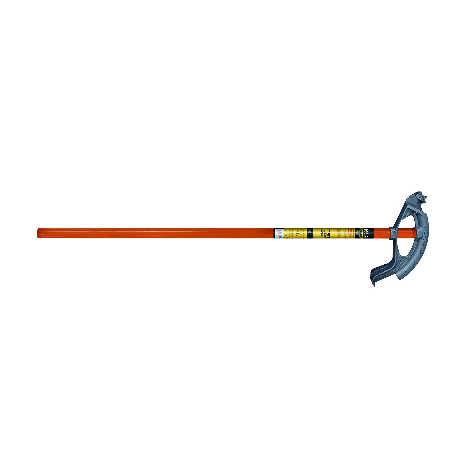 klein tools conduit bender instructions