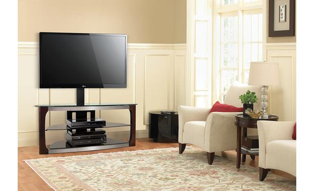 bell o triple play tv stand instructions