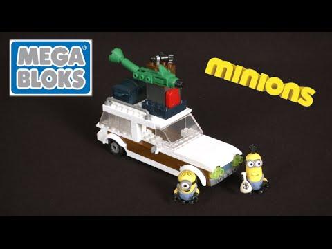 mega bloks build a minion kevin instructions