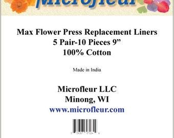 microfleur flower press instructions