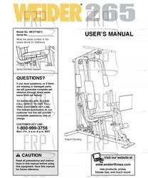 precor treadmill manual instructions
