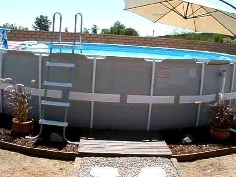intex ultra frame pool 18 x 52 instructions