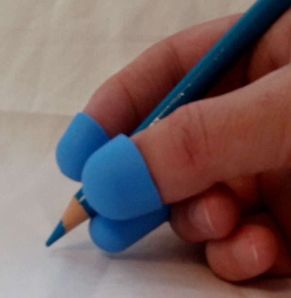 the pencil grip instructions