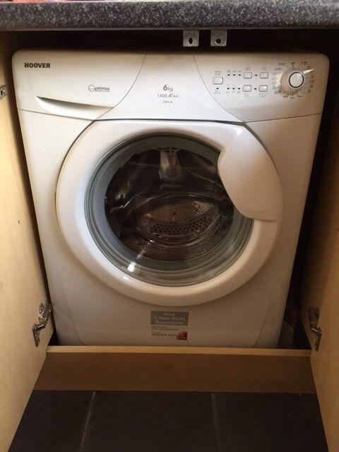 hoover washing machine manual instructions
