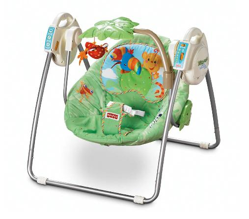 fisher price swing instructions